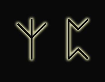 runen zeichen mystik